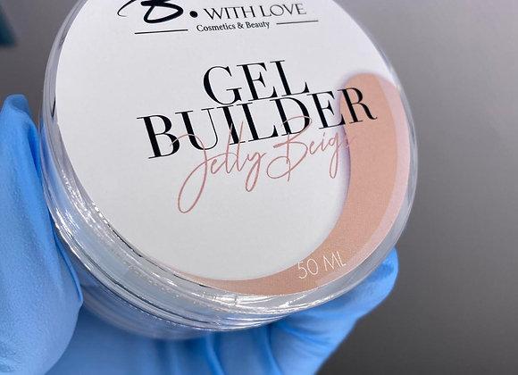 Gel Builder Jelly Beige