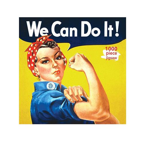 פאזל 1000 חלקים – WE CAN DO IT!