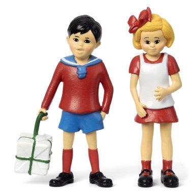 דמויות טומי ואניקה