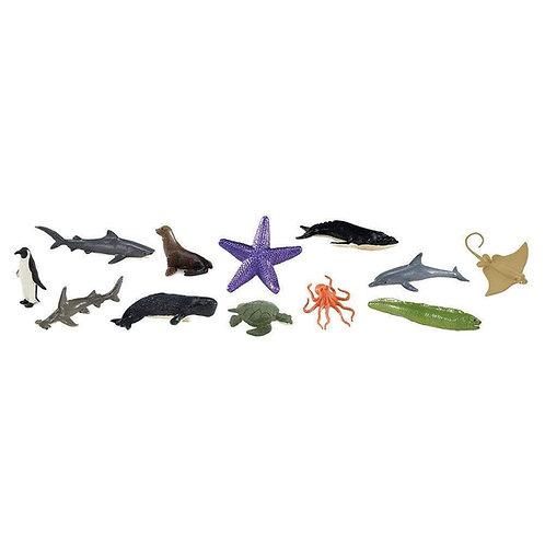 חיות האוקיינוס