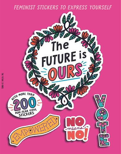 חוברת מדבקות- העתיד שלנו