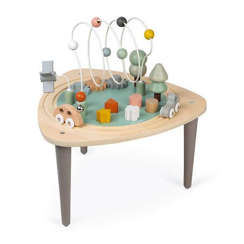 שולחן פעילות לתינוקות