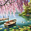 Thumbnail: פאזל 500 חלקים סירה באגם