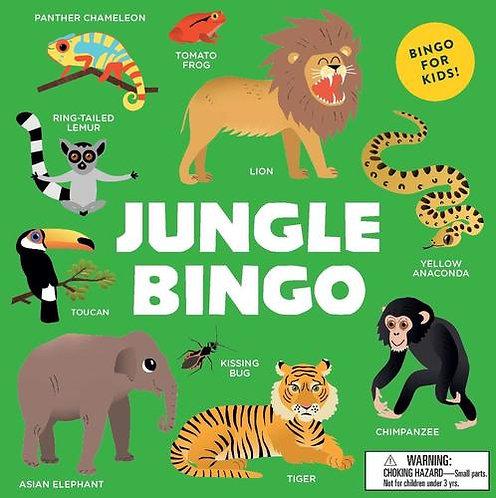 בינגו חיות הג'ונגל