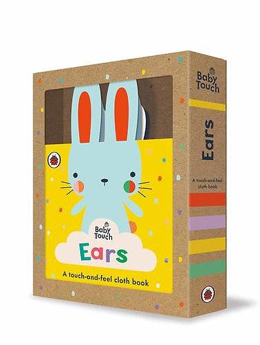 ספר בד תחושתי - אוזניים