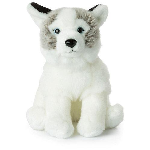 בובת בד כלב האסקי