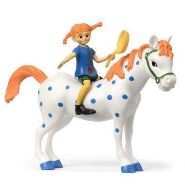 דמויות בילבי והסוס