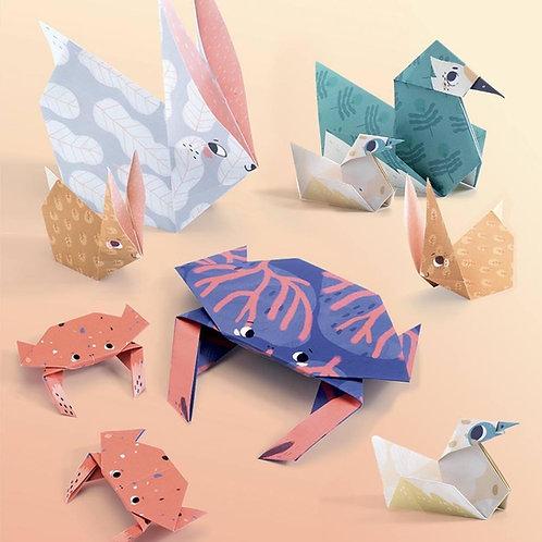 אוריגמי משפחות