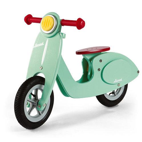 אופני איזון מעץ - קטנוע מנטה