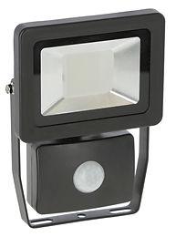 LED Außenstrahler 20W mit Bewegungsmelder