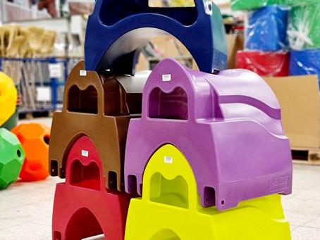 Neu im Online-Shop: Die LA GÉE Saddlebox... 😊 🐴