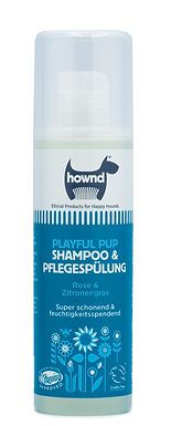 Playful Pup Super Sensitive Conditioning Shampoo