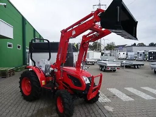 Kleintraktor Kioti DK4510 mit Frontlader Neu-Sonderaktion!