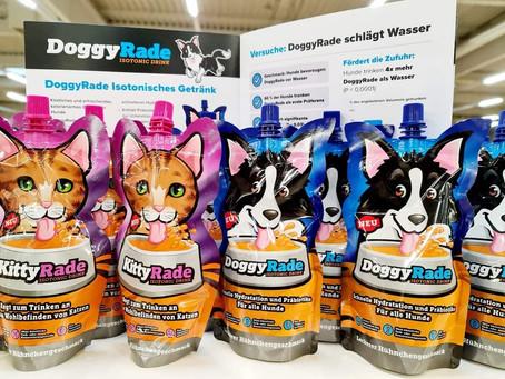 Neu im Online-Shop: Die ultimativen Durstlöscher für Hunde & Katzen 🐶🐱