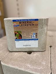 Mineralleckstein
