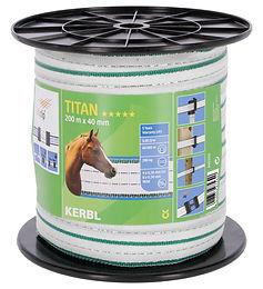 Titan Weidezaunband 200m x 40mm