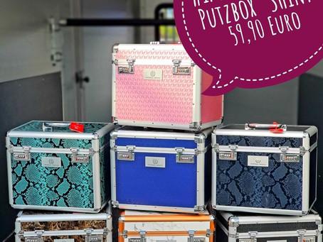 """Jetzt zugreifen: Die Putzbox """"Shiny"""" ist wieder da...!💥"""