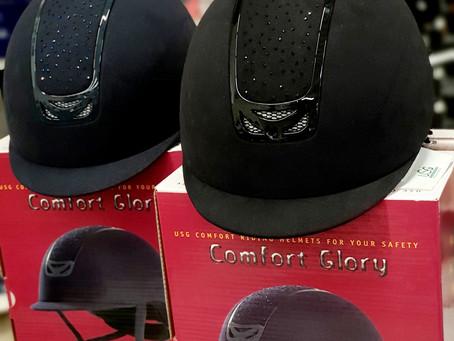 USG Comfort Glory: Der ganz besondere Reithelm...🐴💯