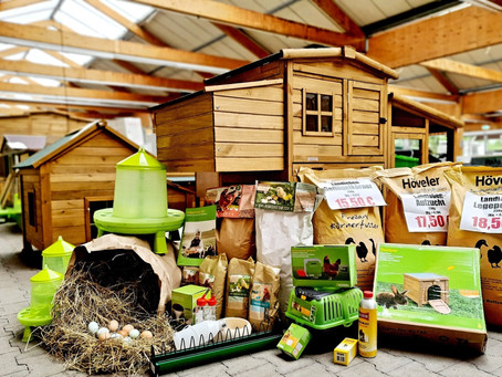 Für die eigene kleine Farm: Alles fürs Hobbyfarming