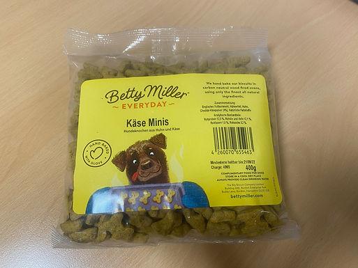 Betty Miller Käse Minis