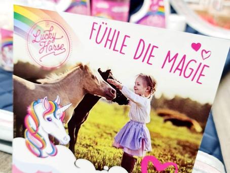 Neu bei Reiterlive: Die Lucky Horse Unicorn 🦄 Edition
