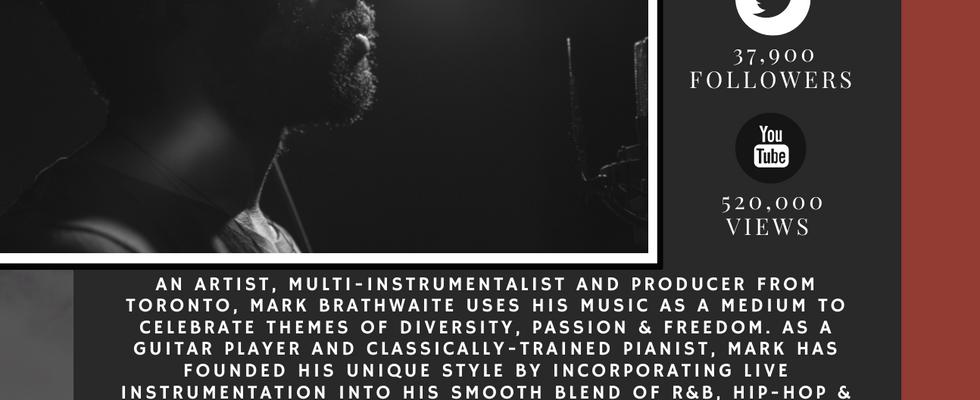 EPK Biography Page