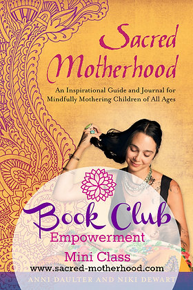 Sacred Motherhood Book Club
