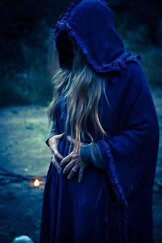 Sacred Wild Witch