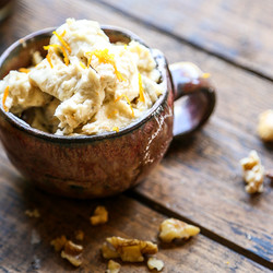 Whipped Honey and Thyme Dip