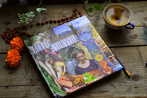 Sacred Ayurveda ONLINE