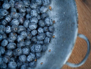 Fertility Food Friday: Berries