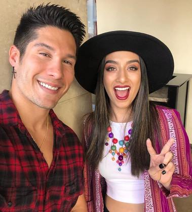 Selfie with Chyno Miranda