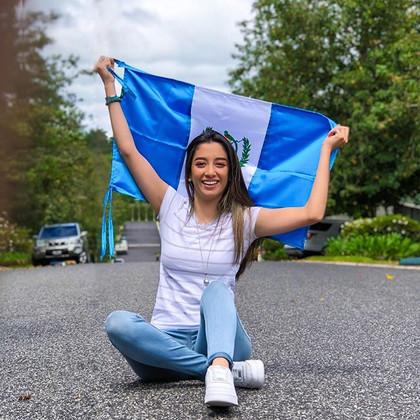 Proud to be Guatemalan.