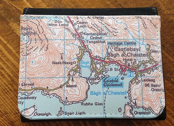 Personalised Map Wallet