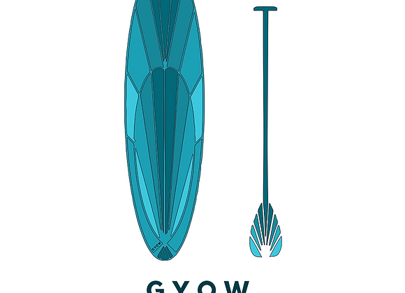 GYOW SUP ACCESSORIES