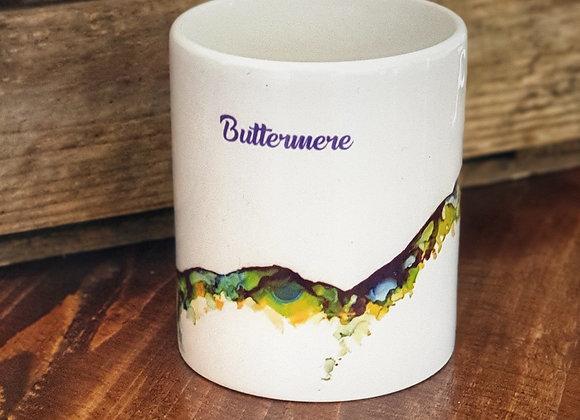 Buttermere In Inks Ceramic Mug