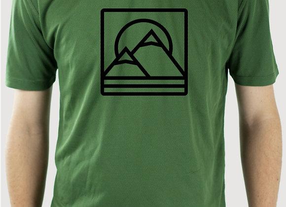 Men's Mountain Graphic Performance Tee
