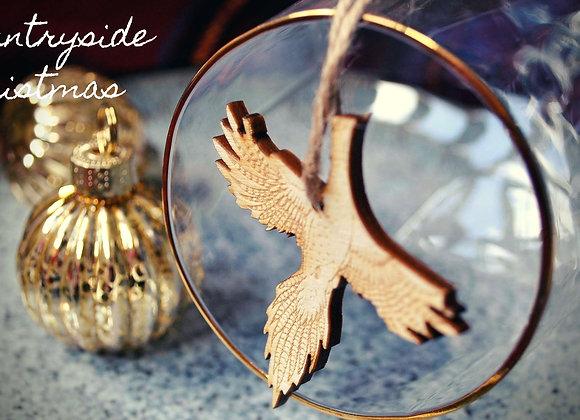 Pheasant Wine Glass Charms