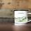 Thumbnail: Three Peaks Illustrated Enamel Mug : Snowdon