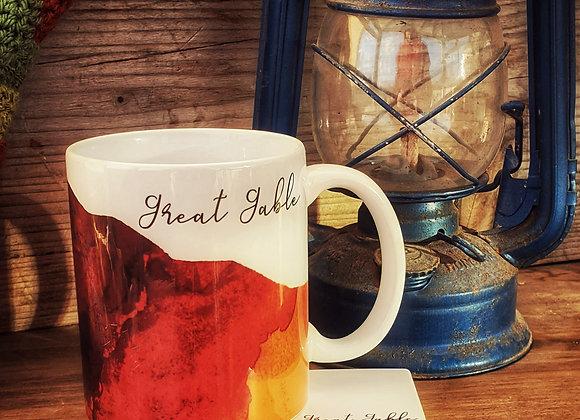 Great Gable Ceramic Mug