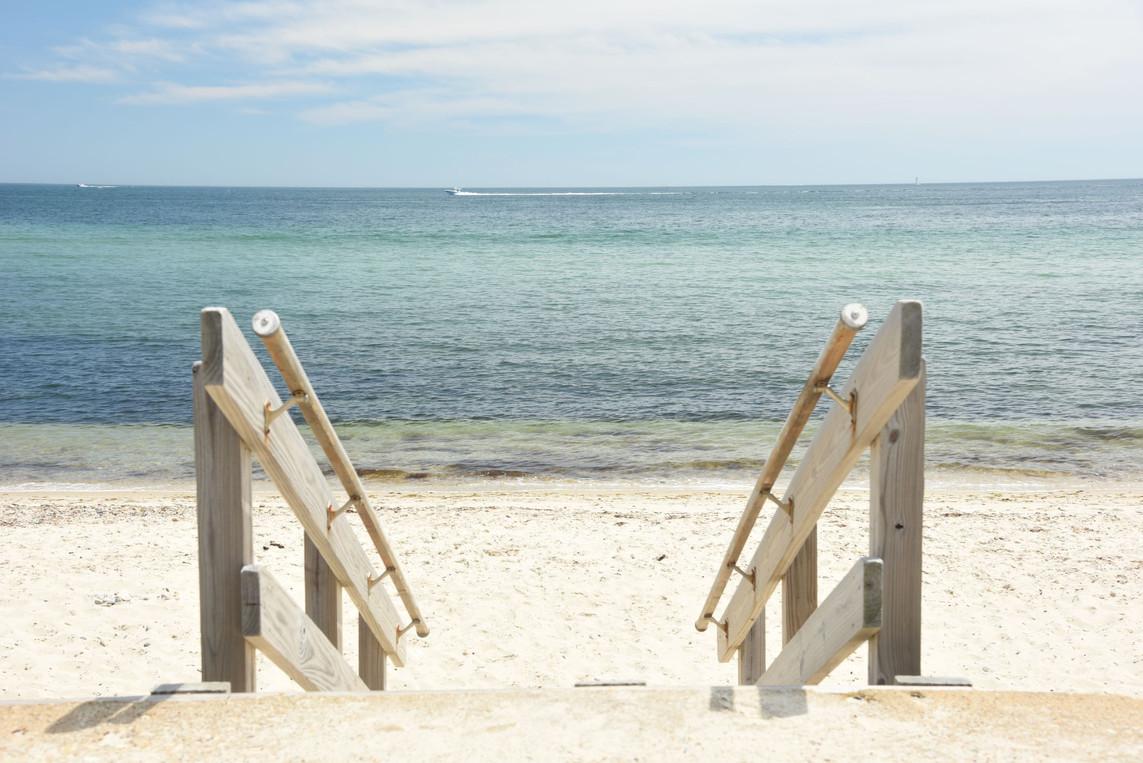 Inkwell Beach Entrance
