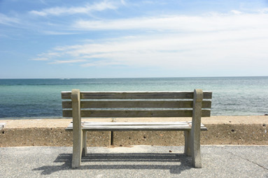 Inkwell Beach Bench