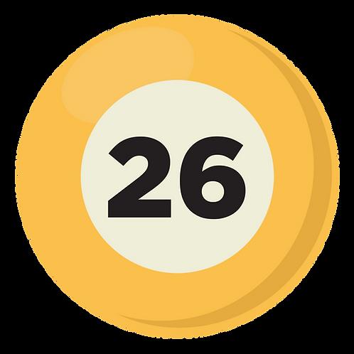 Monthly No.26