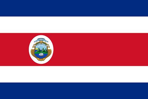31. Costa Rica