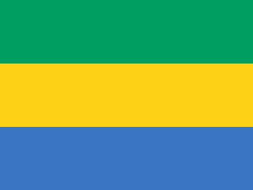 45. Gabon