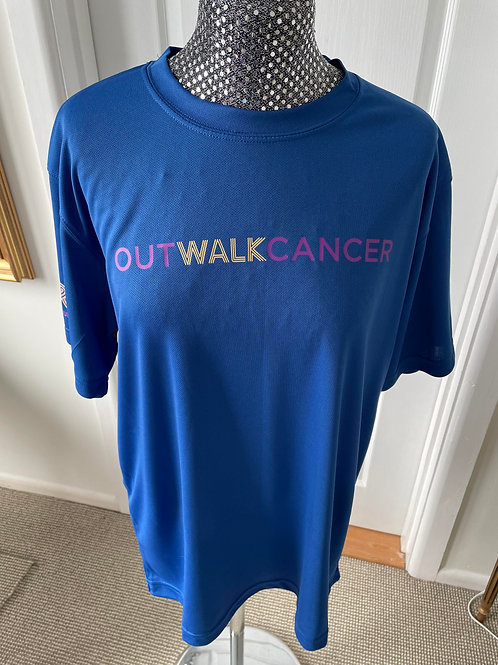 (Mens) OutWalkCancer T-Shirt