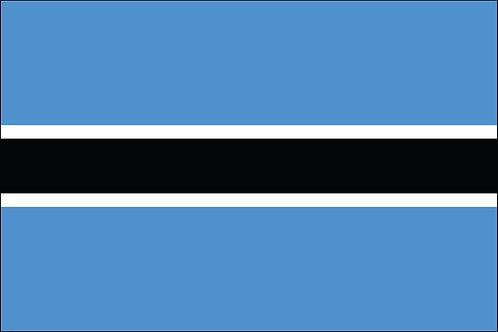 19. Botswana