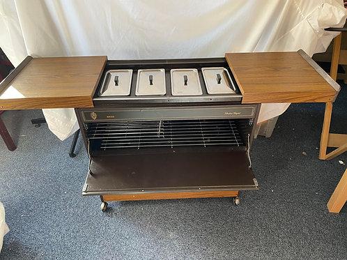 Hostess Royal Hot Food Trolley