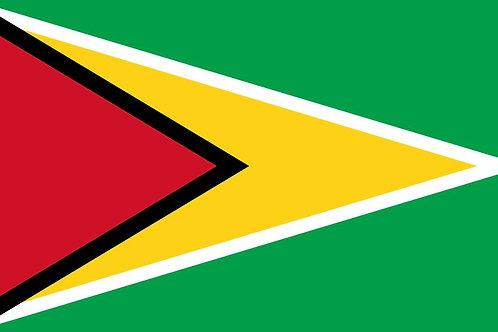 53. Guyana