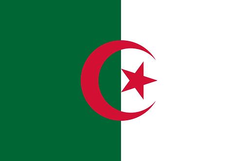 3. Algeria